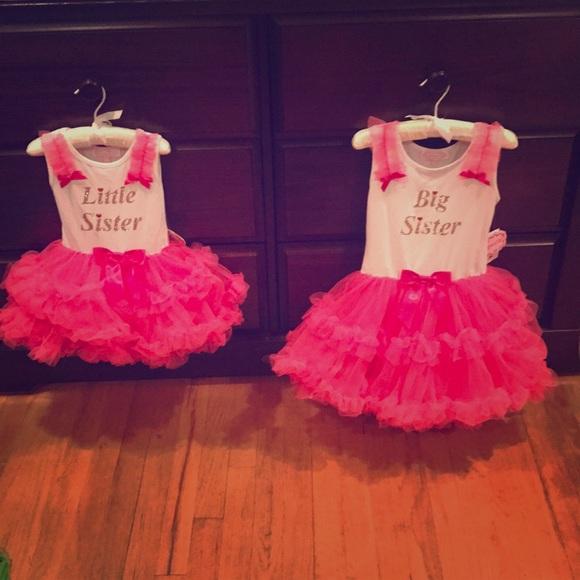 54dc1f4baa4c9 Popatu Dresses | Tutu Matching Big Sisterlittle Sister | Poshmark